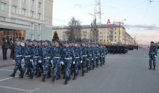 Вечером 29 апреля в Ижевске перекроют улицу Пушкинскую