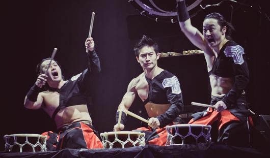 В Ижевске японские барабанщики сыграли «Калинку»