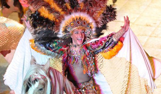 Королевский цирк «Пять континентов» привез в Ижевск 17 фур с реквизитом