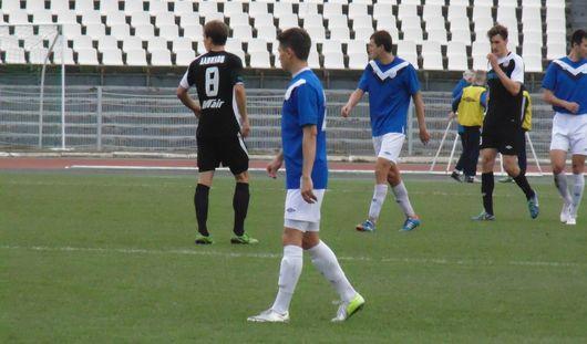 Ижевские футболисты сыграли вничью с командой из Тюмени