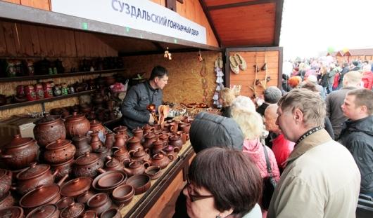 Оригинальные товары представлены на Первомайской ярмарке в Ижевске