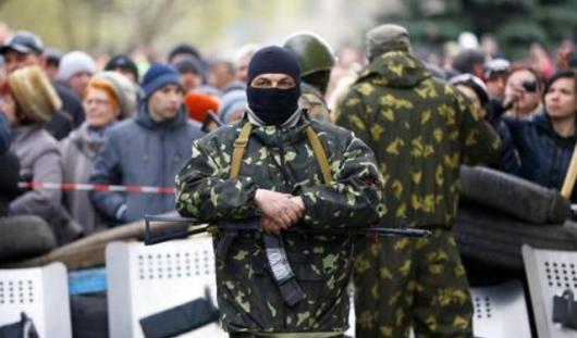 Киевские власти штурмуют Славянск