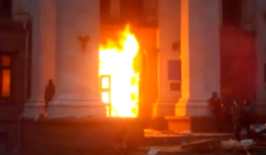 В Одессе в результате столкновений погибло больше 30 человек