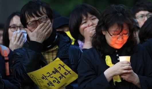 Найдены тела 259 погибших при крушении южнокорейского парома «Севоль»