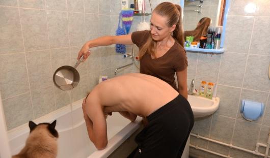 Названы даты, когда в домах ижевчан начнет пропадать горячая вода
