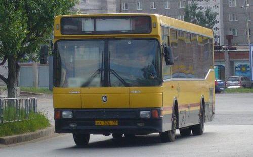 Автобус № 34 перестанет ходить по улице Горького в Ижевске