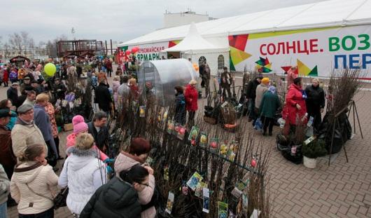 Итог Первомайской ярмарки в Ижевске: более 25 тысяч посетителей за три дня работы