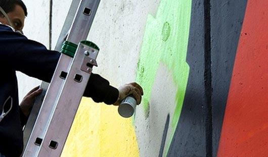 Житель Удмуртии за матерное граффити может попасть за решетку