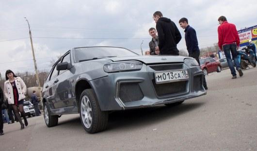 В Ижевске прошел этап чемпионата по автозвуку RASCA-RUSSIA