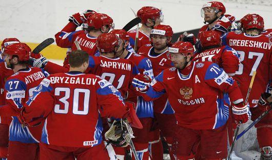 Тренерский штаб сборной России по хоккею огласил состав на чемпионат мира в Минске
