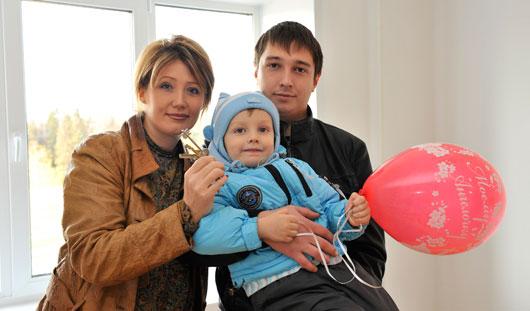 386 миллионов рублей потратит Удмуртия на жилье для молодых семей в 2014 году