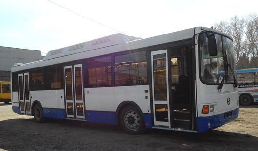 Первый пассажирский автобус на газу появится в Ижевске