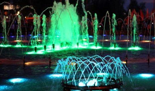 9 мая ижевчане смогут насладиться красотой музыкального фонтана