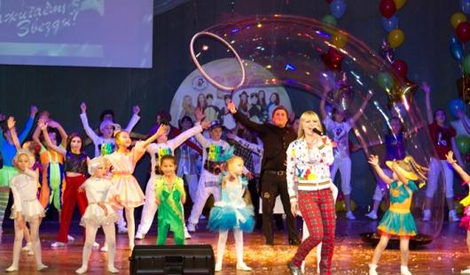 Международный фестиваль «Зажигаем звезды» пройдет в Ижевске