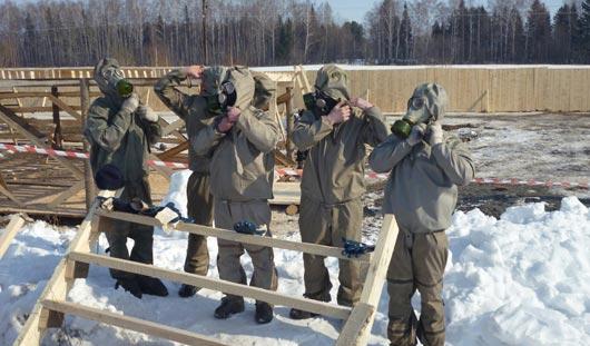 Виновные в сливе химотходов в Удмуртии оштрафованы на 1 миллион рублей