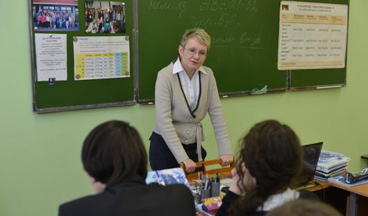 Средняя зарплата педагогов Удмуртии составила почти 24 тысячи рублей