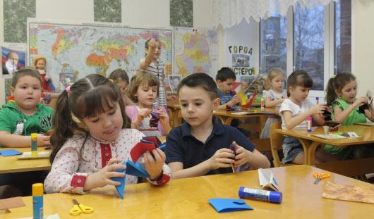 В Удмуртии самые короткие очереди в детские сады