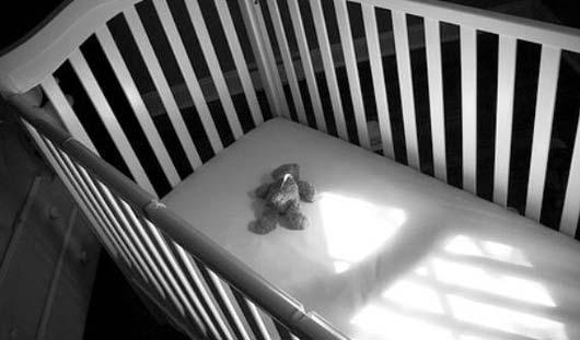 В Удмуртии задохнулся младенец