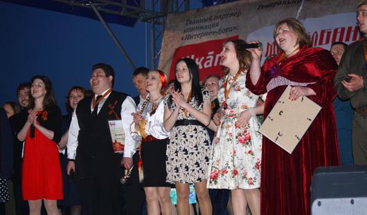9 мая прошел грандиозный финал конкурса «Караоке Битва 5-й сезон»