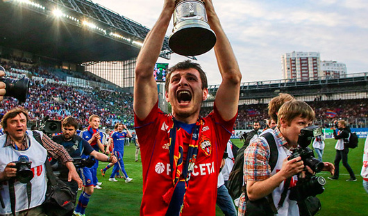 Чемпионом России по футболу второй год подряд стал ЦСКА