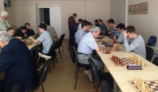 В Ижевске прошел чемпионат по шахматам