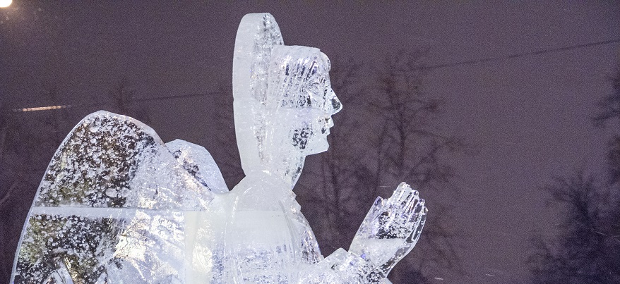 В Ижевске пройдет пятый ледовый фестиваль ангелов и архангелов