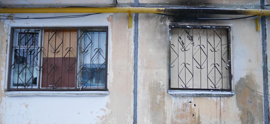 Ижевский студент под Новый год спас из горящей квартиры 3-летнего ребенка