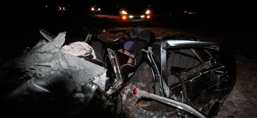Подробности «тройного» ДТП под Ижевском: 2-летнюю пассажирку спасло детское автокресло