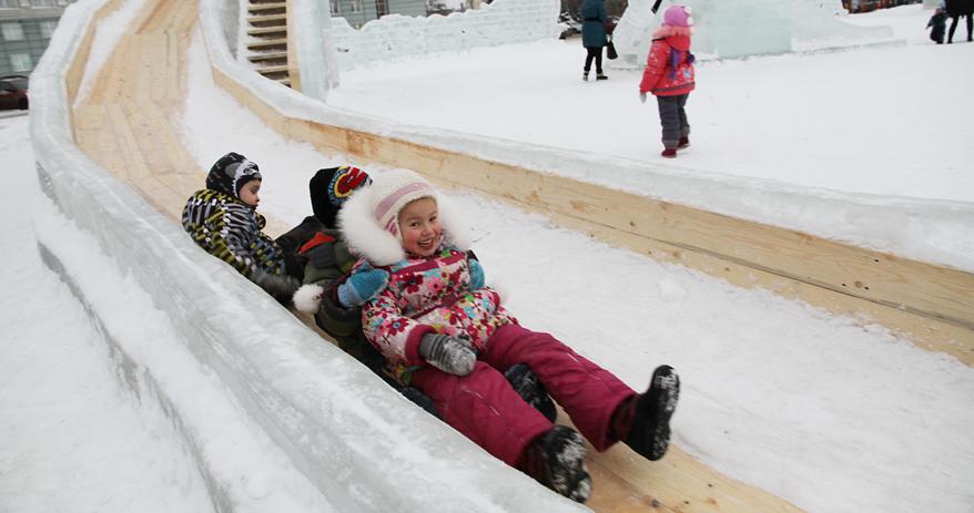 Куда пойти с детьми в новогодние каникулы?