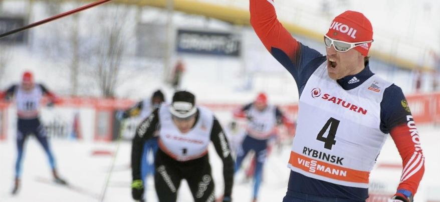 Лыжник из Удмуртии Максим Вылегжанин 20-й после четырёх гонок многодневки «Тур де Ски»