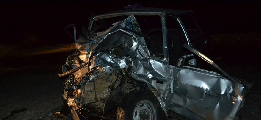 В Удмуртии в ДТП погибли три человека