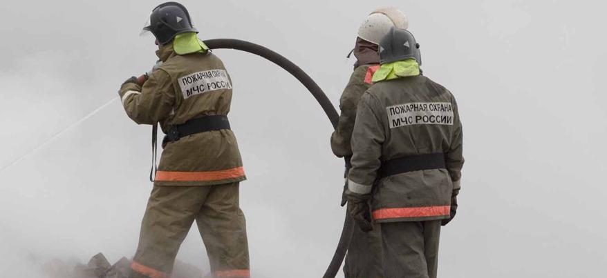Пострадавший при пожаре в Ижевске мальчик все еще находится в больнице