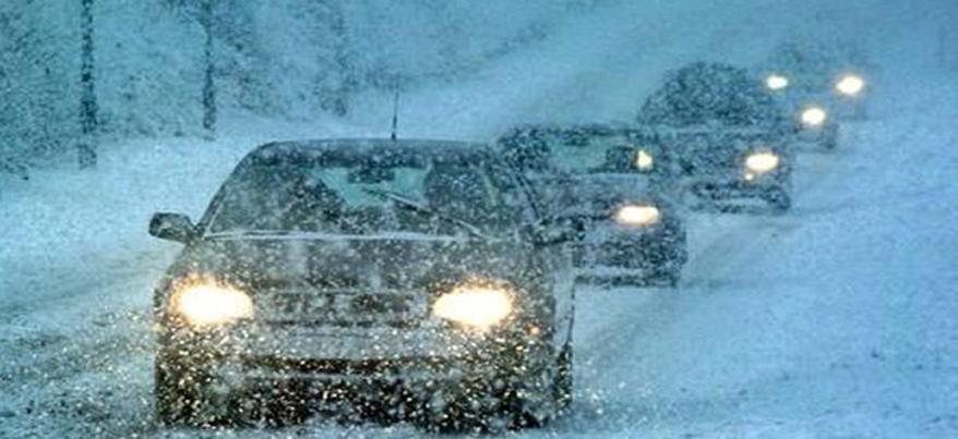 Снегопад, начавшийся сегодня утром, к ночи может усилиться