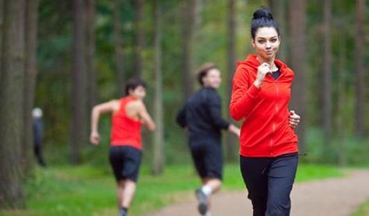 Девушки бегают фото фото 447-13