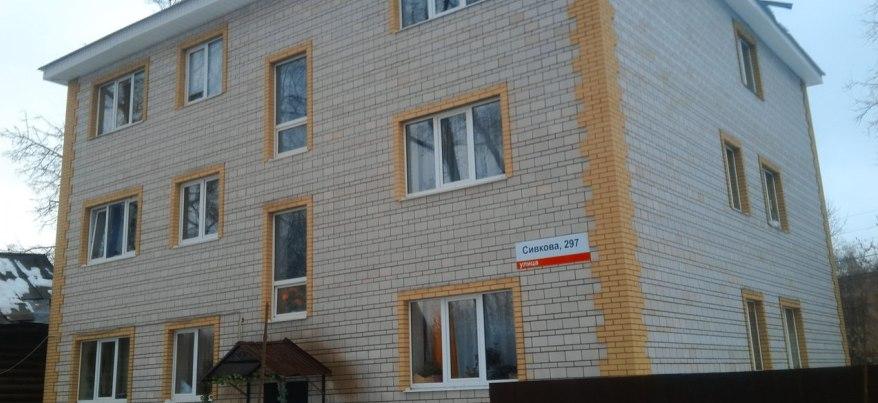 Снесут или нет: жильцы нелегально построенного дома на ул. В. Сивкова в Ижевске боятся остаться без жилья
