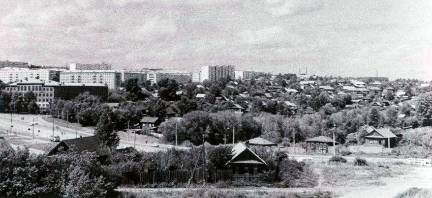 C чего начинался городок Металлургов в Ижевске