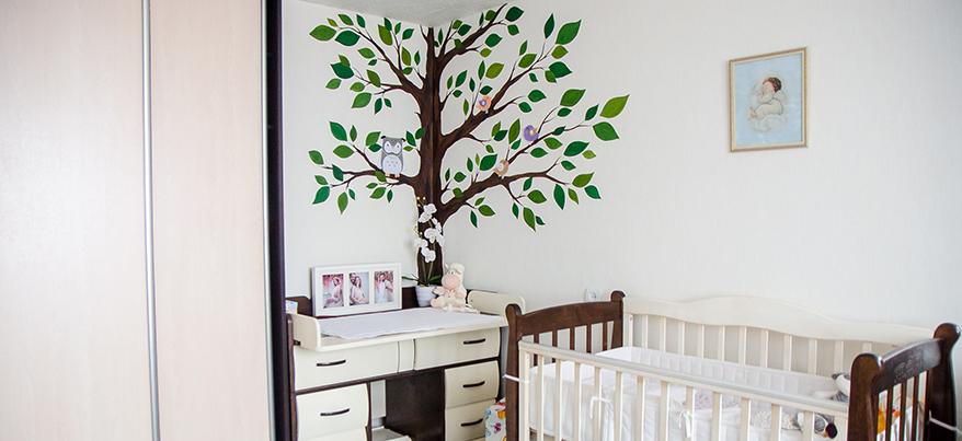 Как ижевчанам оригинально оформить детскую комнату?