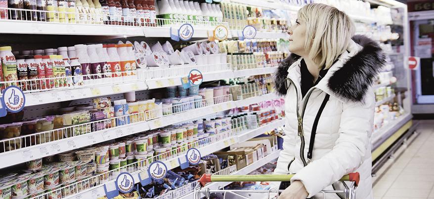 Почему в магазинах Ижевска подорожали сухофрукты, шоколад и цитрусовые?