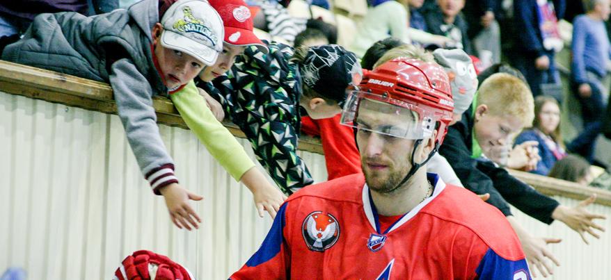 Хоккеисты «Ижстали» обыграли одного из лидеров ВХЛ - клуб «СКА-Нева»