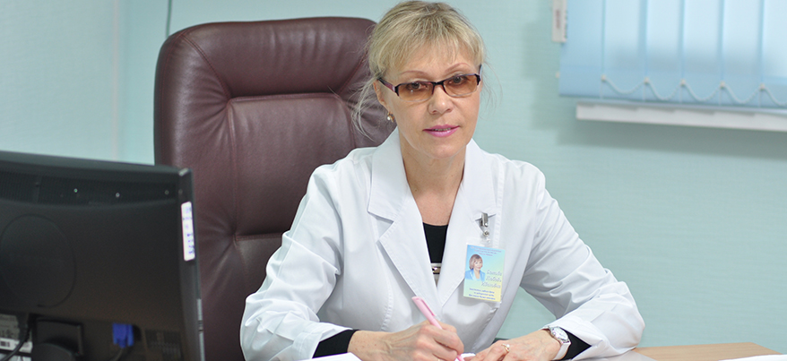 Врач-онколог из Ижевска Любовь Батова: «Пациентов нельзя жалеть!»