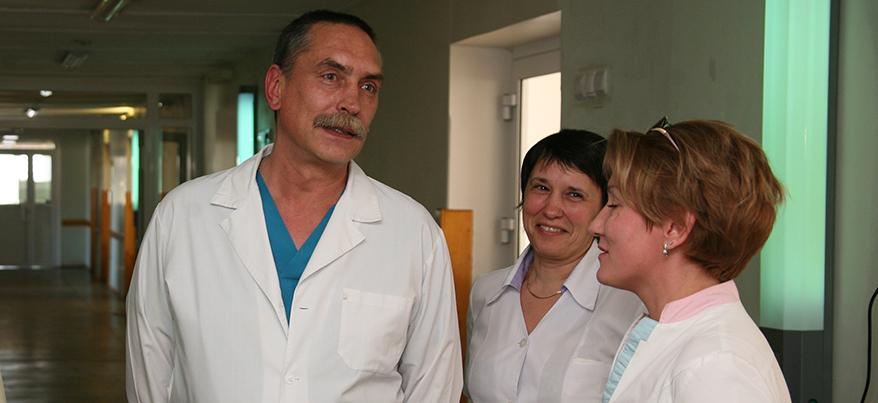 Ижевский врач, награжденный медалью: После ДТП предстояло 3 месяца лечения на «вытяжке»