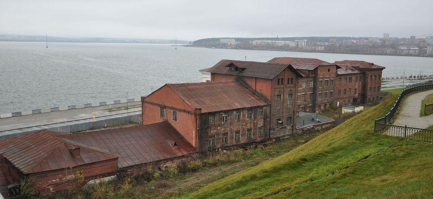 Что за крепость была в Ижевске и связана ли Костина мельница с Пугачевым?