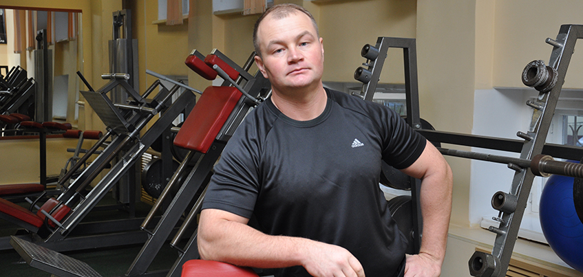 «Железный» человек: ижевчанин Альберт Золотухин о том, почему не все тренеры одинаковые