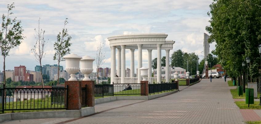 Ижевск стал девятнадцатым в списке городов России с лучшим качеством жизни