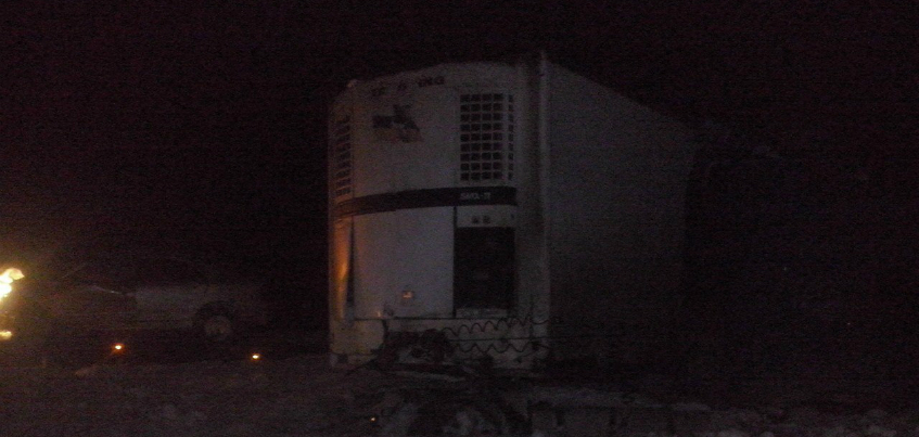 В аварии на трассе «Елабуга-Пермь» в Удмуртии погиб 49-летний водитель «Тойоты»
