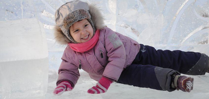 Снежная и теплая погода ожидается в Ижевске на этой неделе