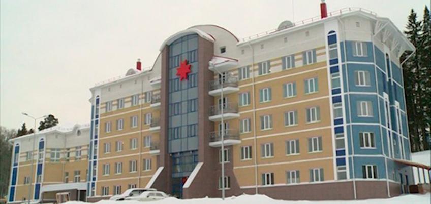 В конце января на лыжном комплексе имени Галины Кулаковой откроется общежитие для спортсменов с медико-восстановительным центром