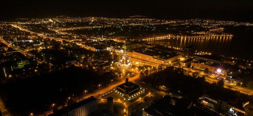 Ижевчанин снимает город в виде сферической панорамы