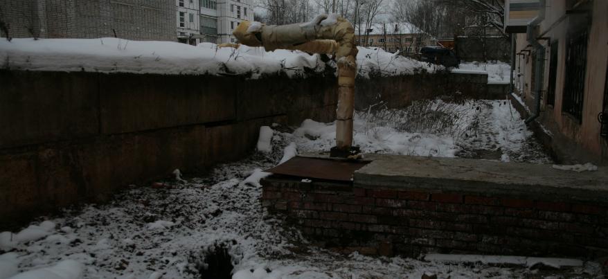 За пять дней в Ижевске устранено 101 повреждение на тепловых сетях