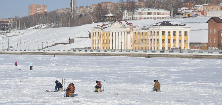 На набережной в Ижевске может быть построено трехэтажное кафе